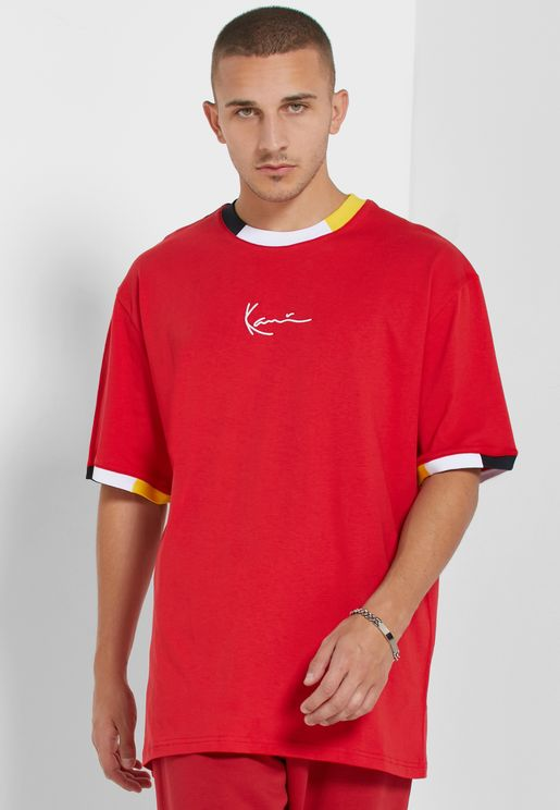 Signature Ringer T-Shirt