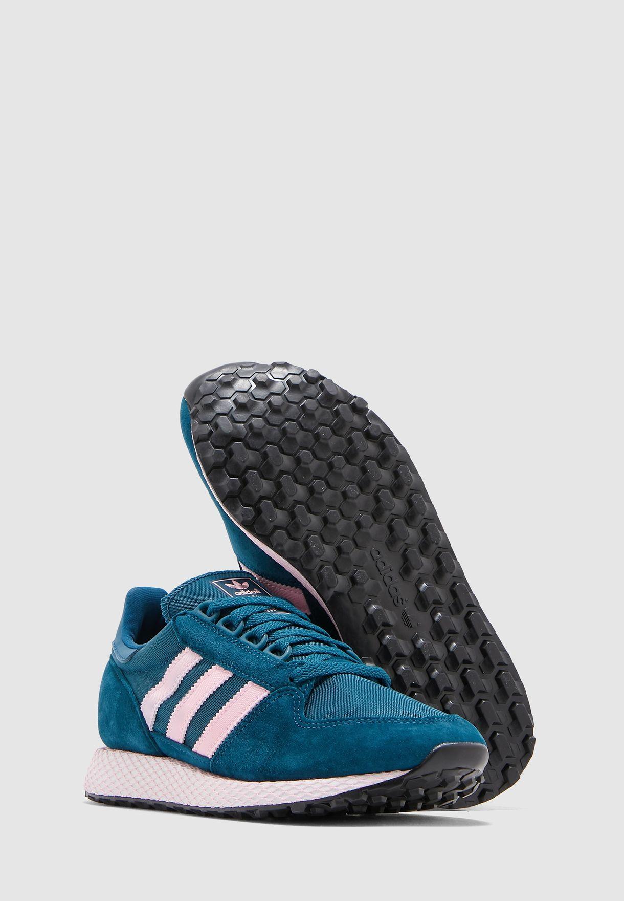 حذاء فوريست غروف