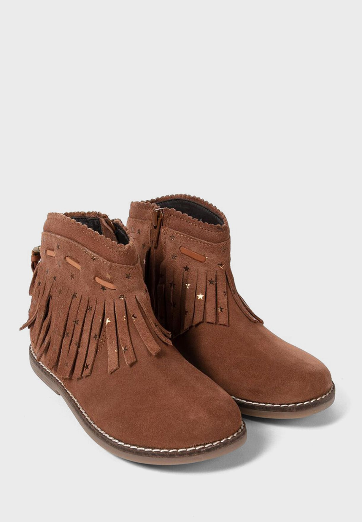 Kids Fringe Boot
