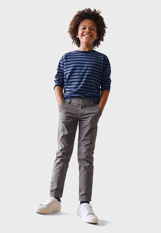 Kids Essential Trouser