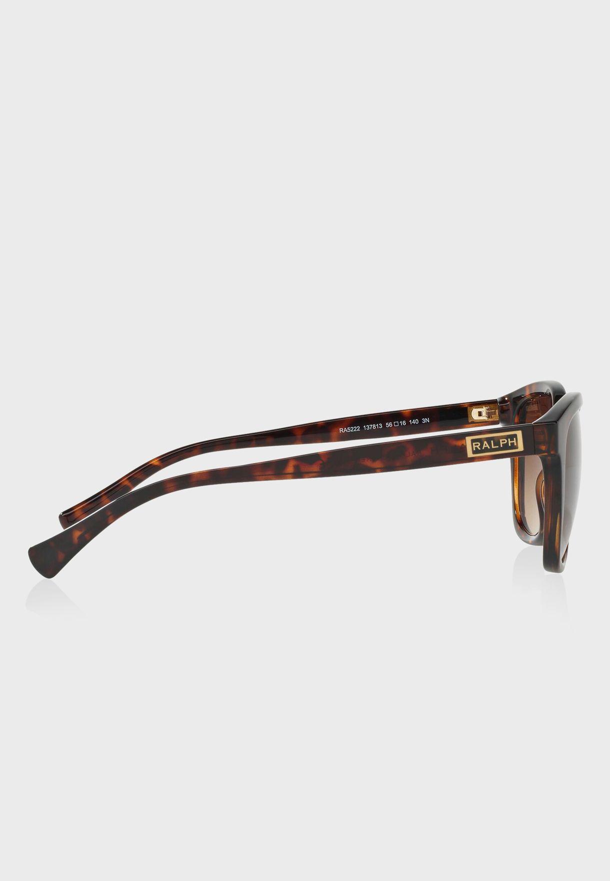 928cfff9ca7 Shop Polo Ralph Lauren prints Printed Wayfarer Sunglasses 8.05E+12 ...