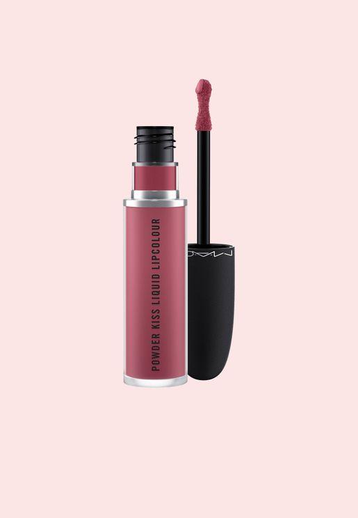 Powder Kiss Liquid Lipcolour - More The Mehr-ier