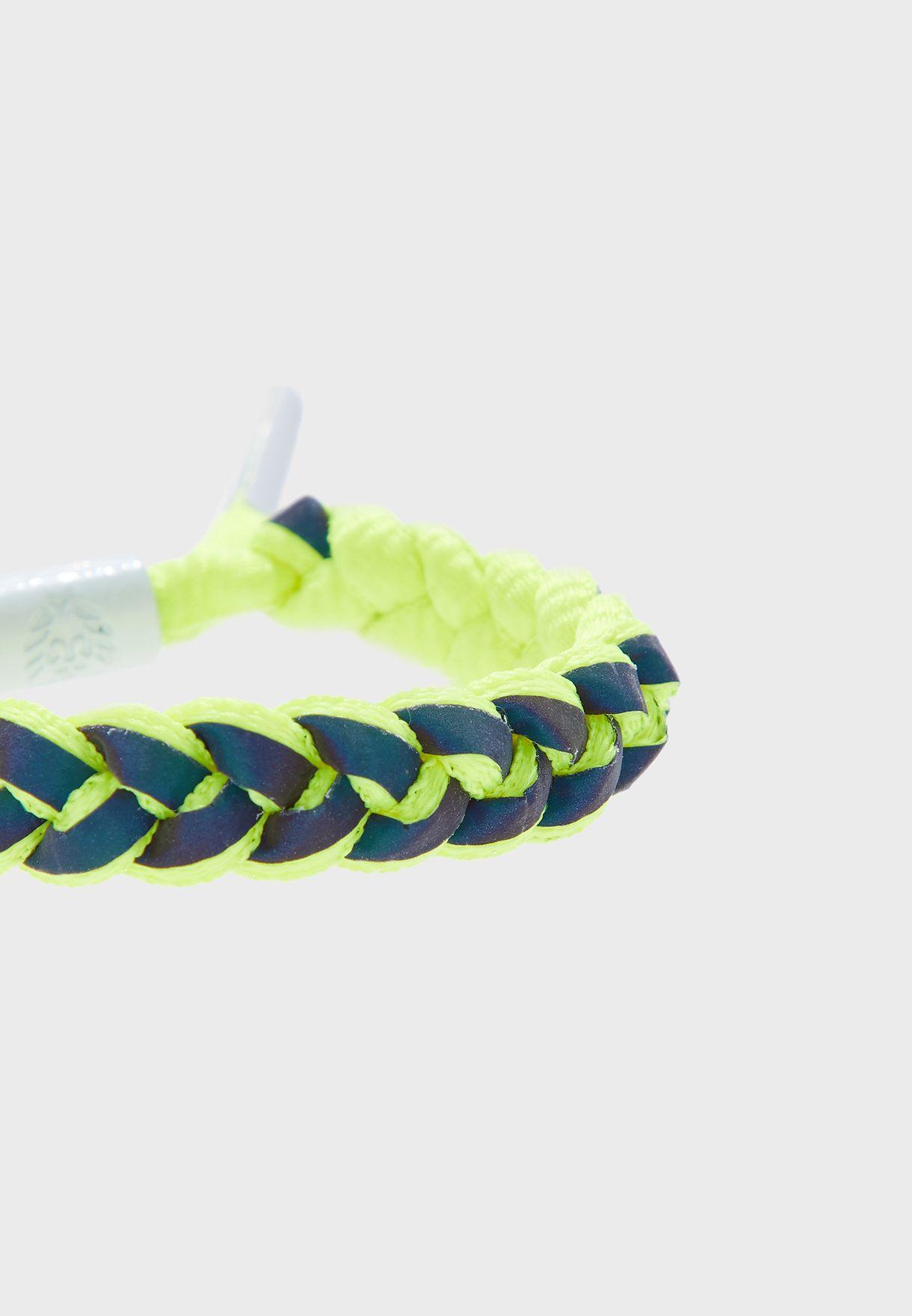 2 Pack Neon Chain Bracelet
