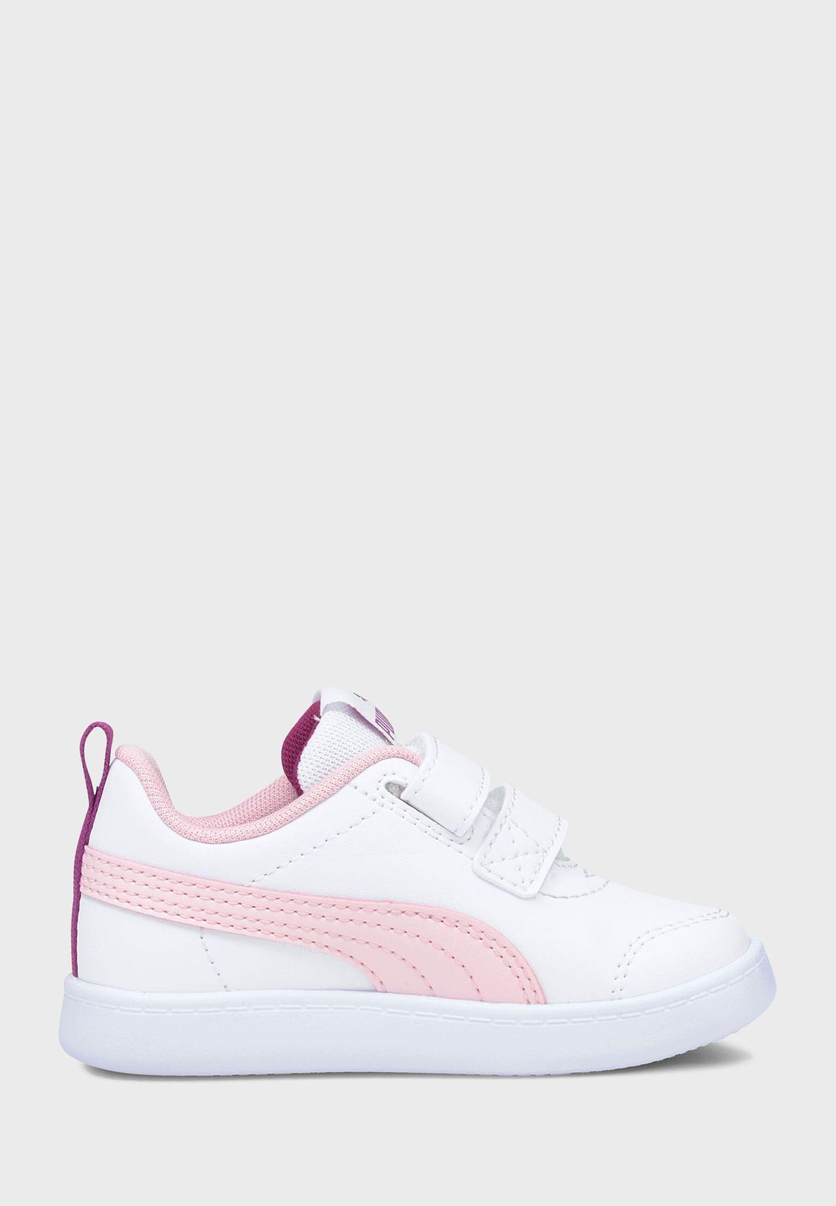 Courtflex v2 kids shoes