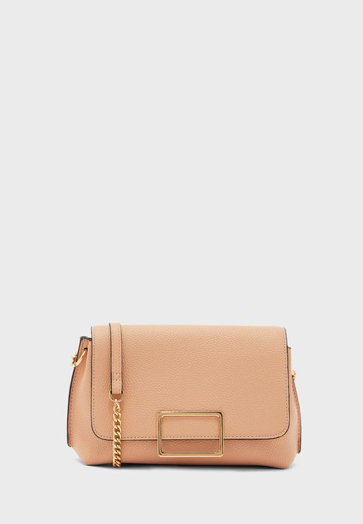 Ribera Buckled Crossbody