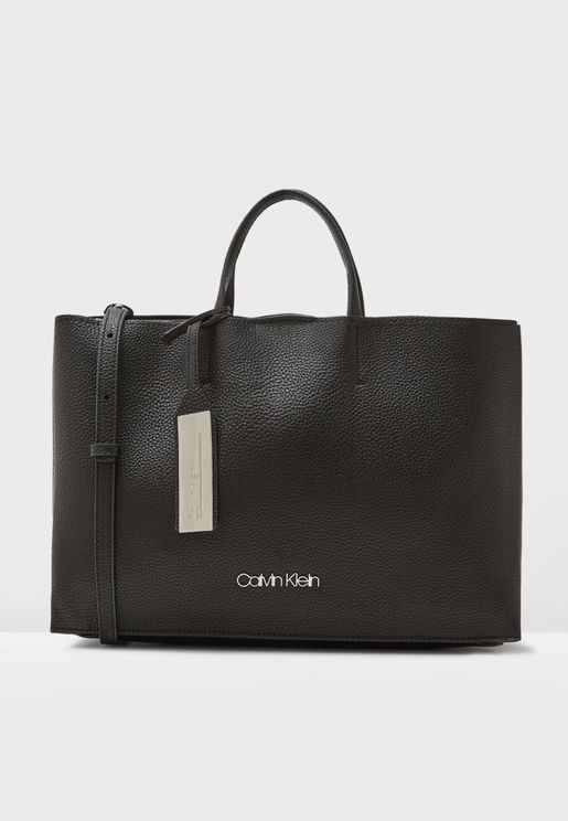Sided Large Tote