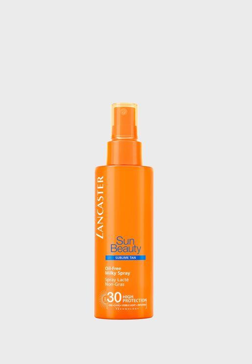 Sun Beauty - Oil Free Milky Spray SPF 30 150ml