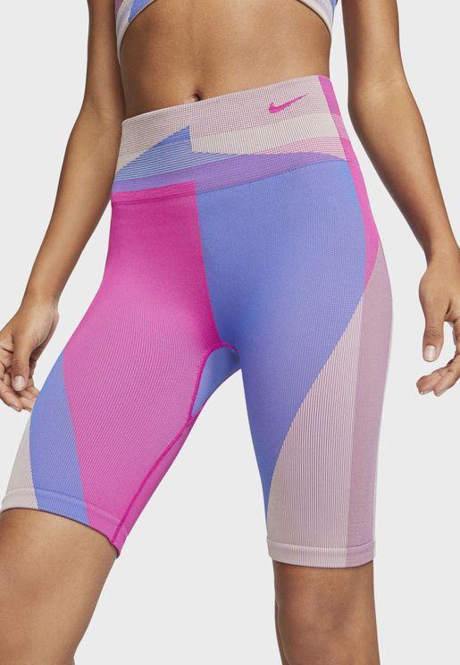"8"" Icon Clash Seamless Shorts"
