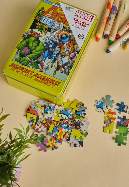 Marvel Comics Jigsaw Puzzle
