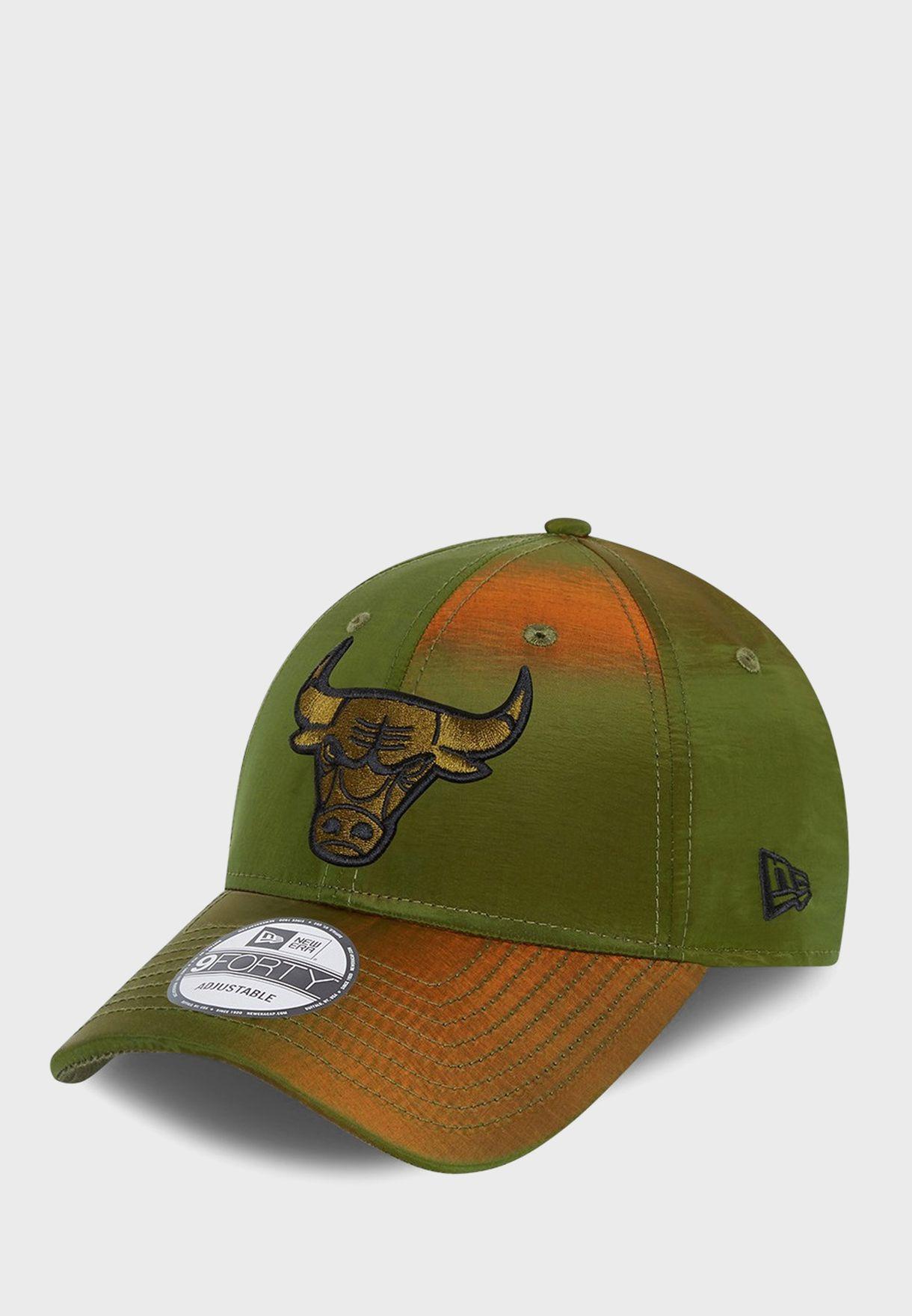 9Forty Chicago Bulls Hypertone Cap