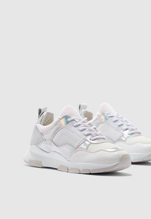 Lifestyle Iridescent Sneaker