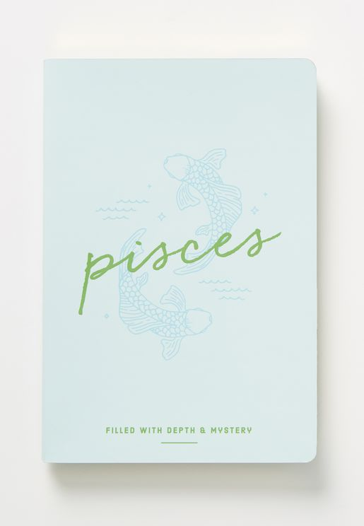 Pisces Zodiac Daily Journal