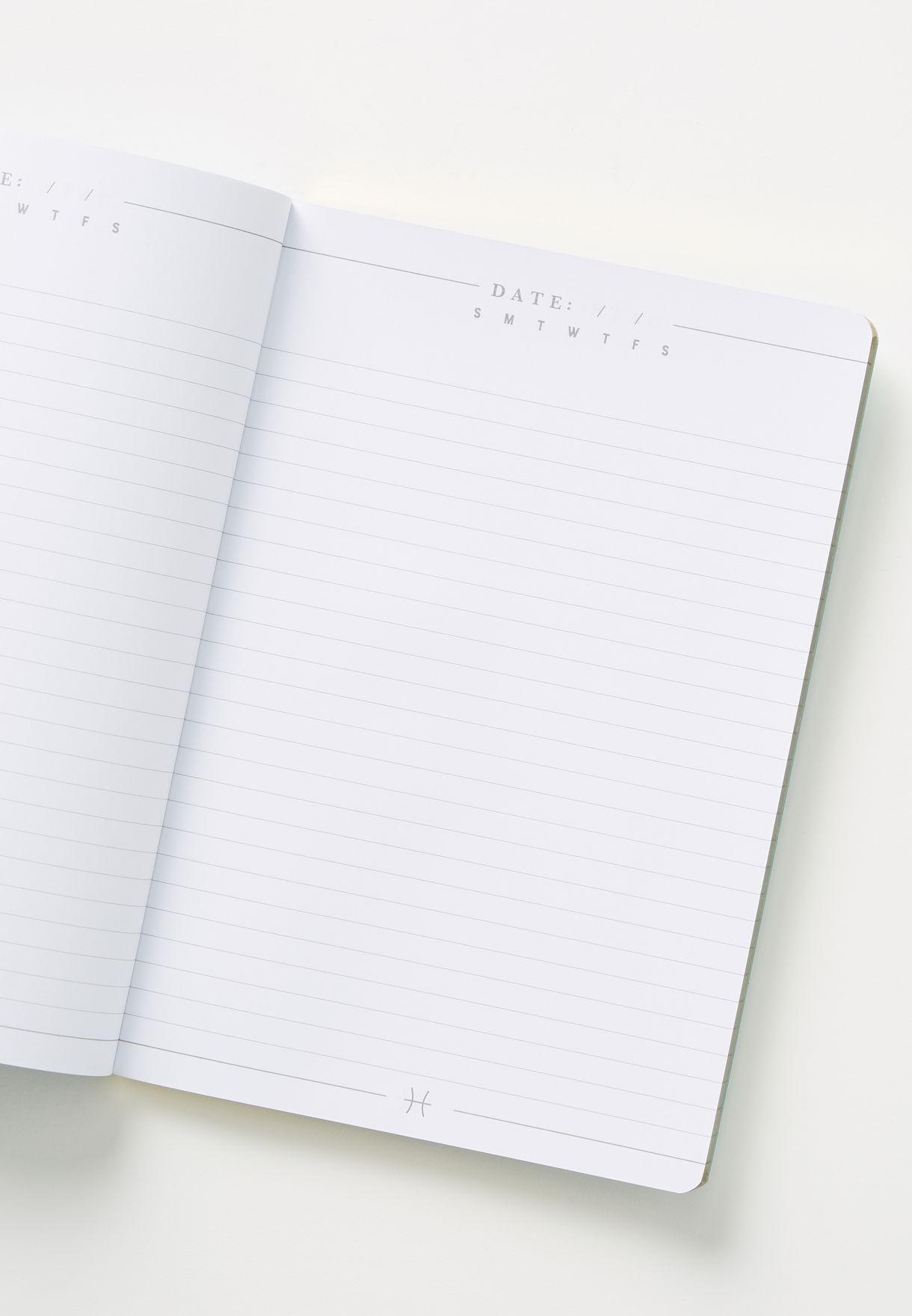 دفتر الملاحظات اليومية