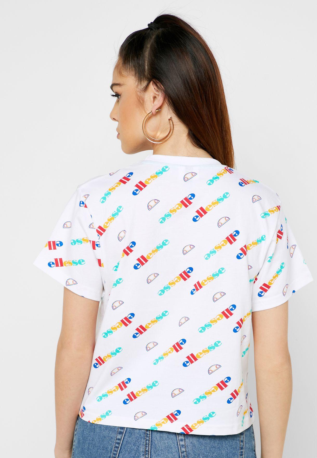 Lan Cropped T-Shirt