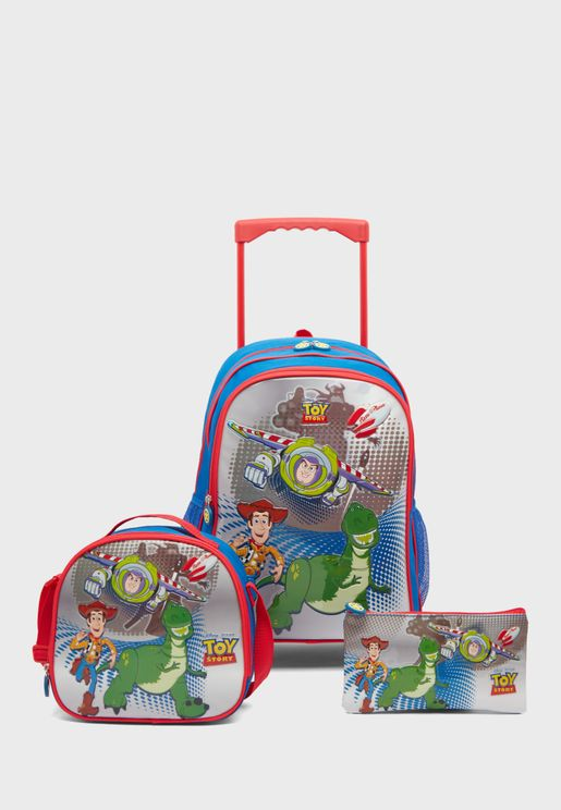 Kids Travel Bag Set