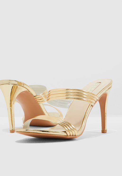 92a0fd61a Mid-Heel Sandals for Women