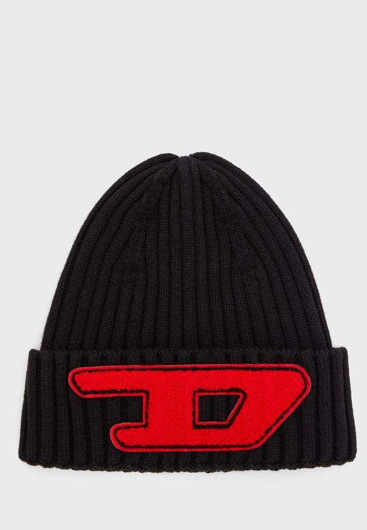 D Logo Beanie