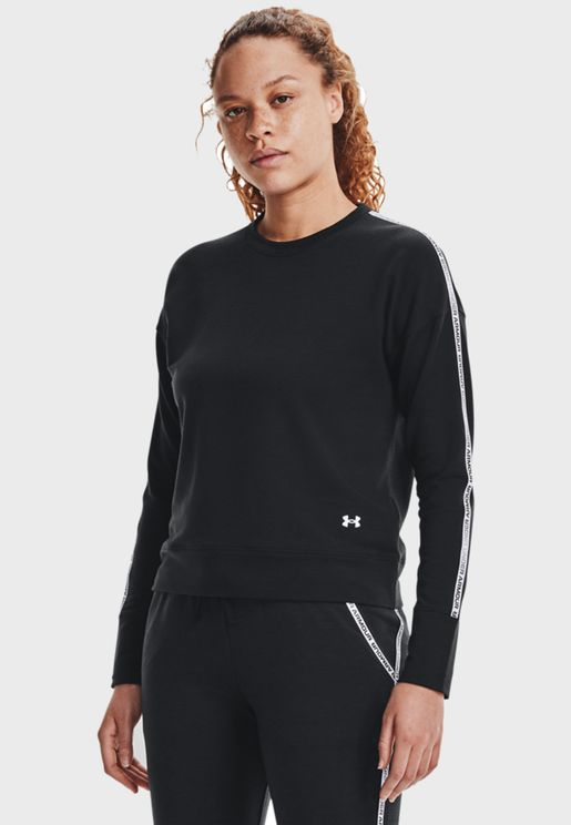 Rival Taped Sweatshirt