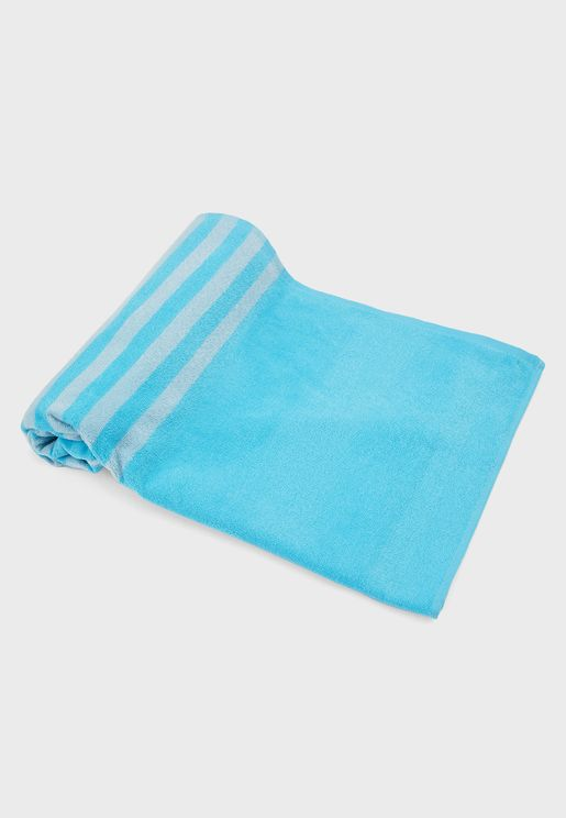 Double Stripe Towel