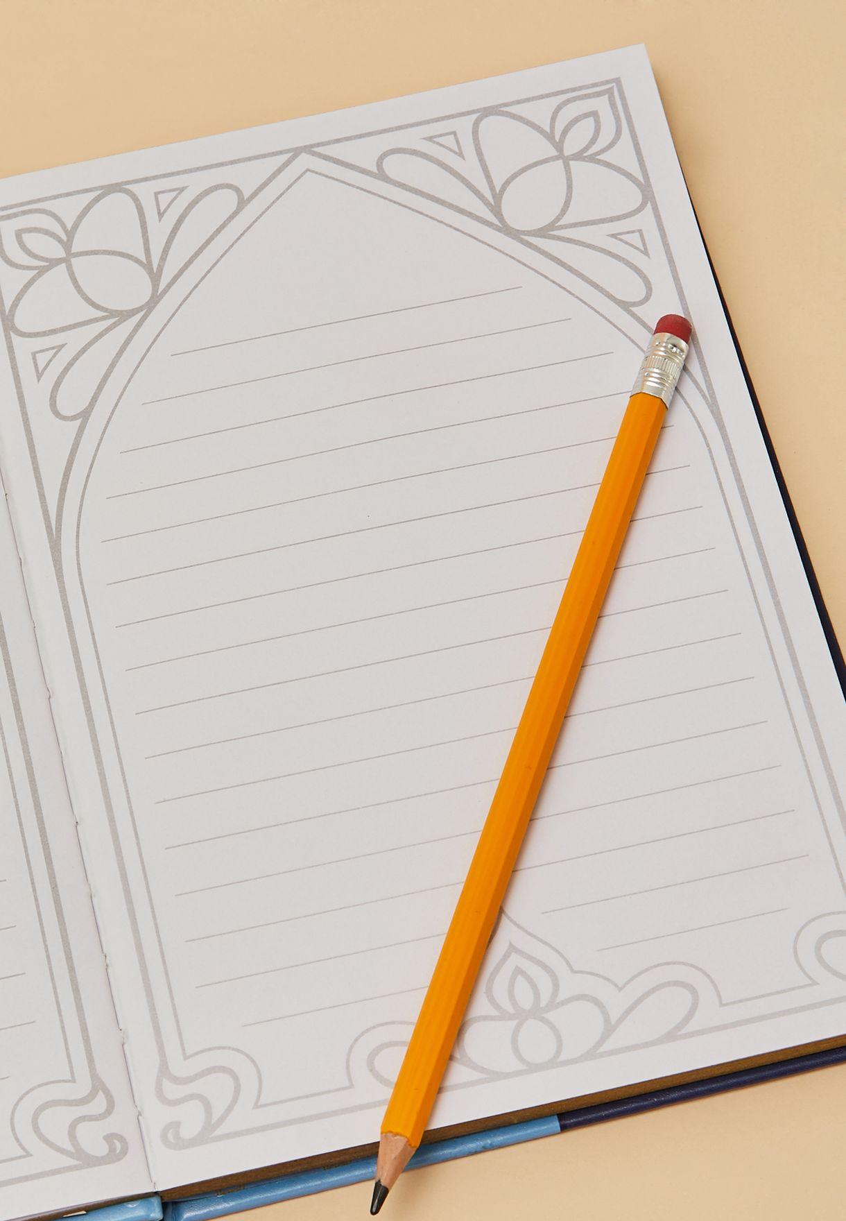 دفتر محاضرات بطبعة