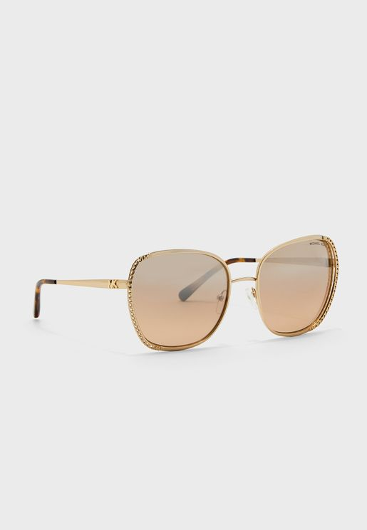 0Mk1090 Oversized Sunglasses