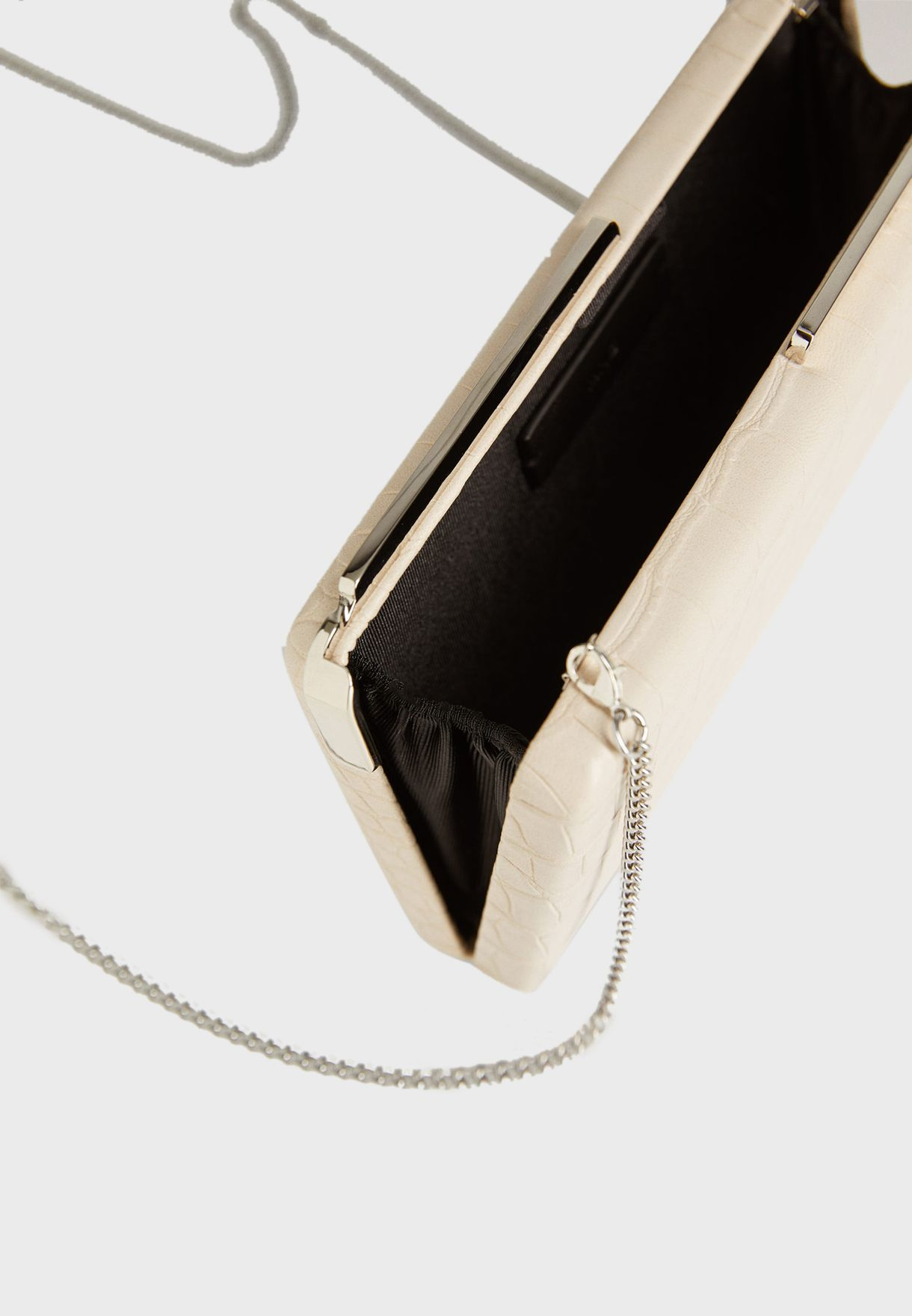 Paz Metallic Edge Crossbody