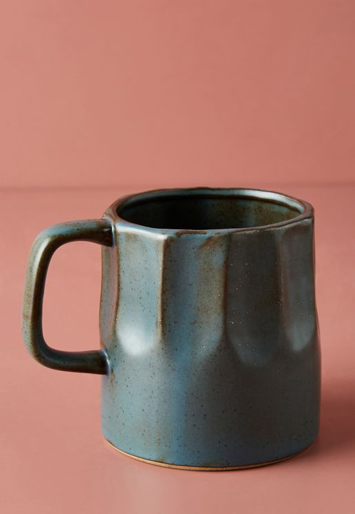 Bungalow Chiseled Mugs