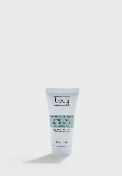 Travel Mini Cooling Body Bliss Lotion