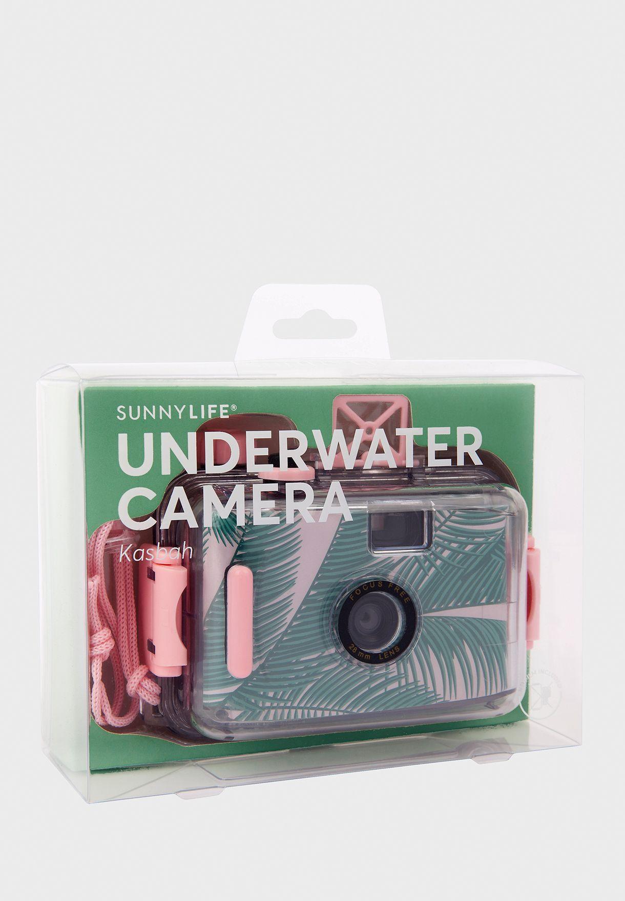 Kasbah Underwater Polaroid Camera
