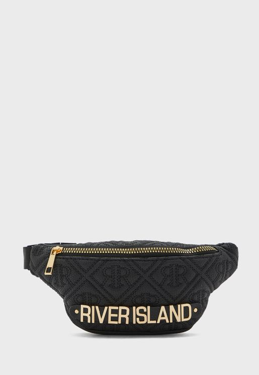 Infant Slogan Waist Bag