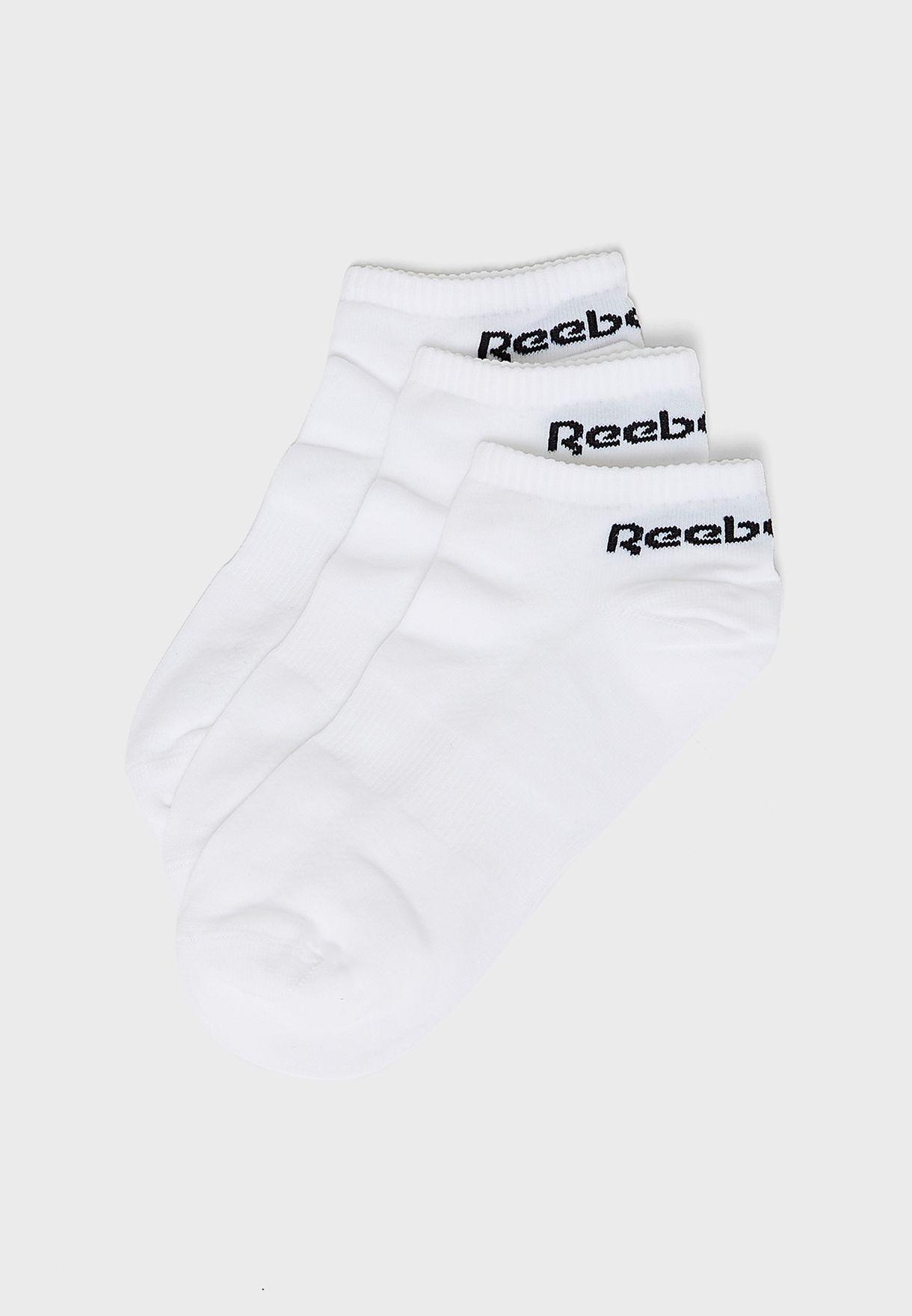 3 Pack One Series Low Cut Socks