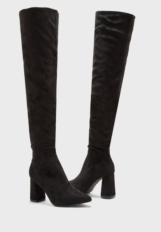 Zora Knee Over Boot
