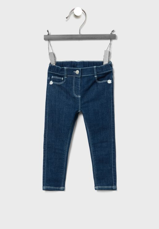 Infant Casual Jeans