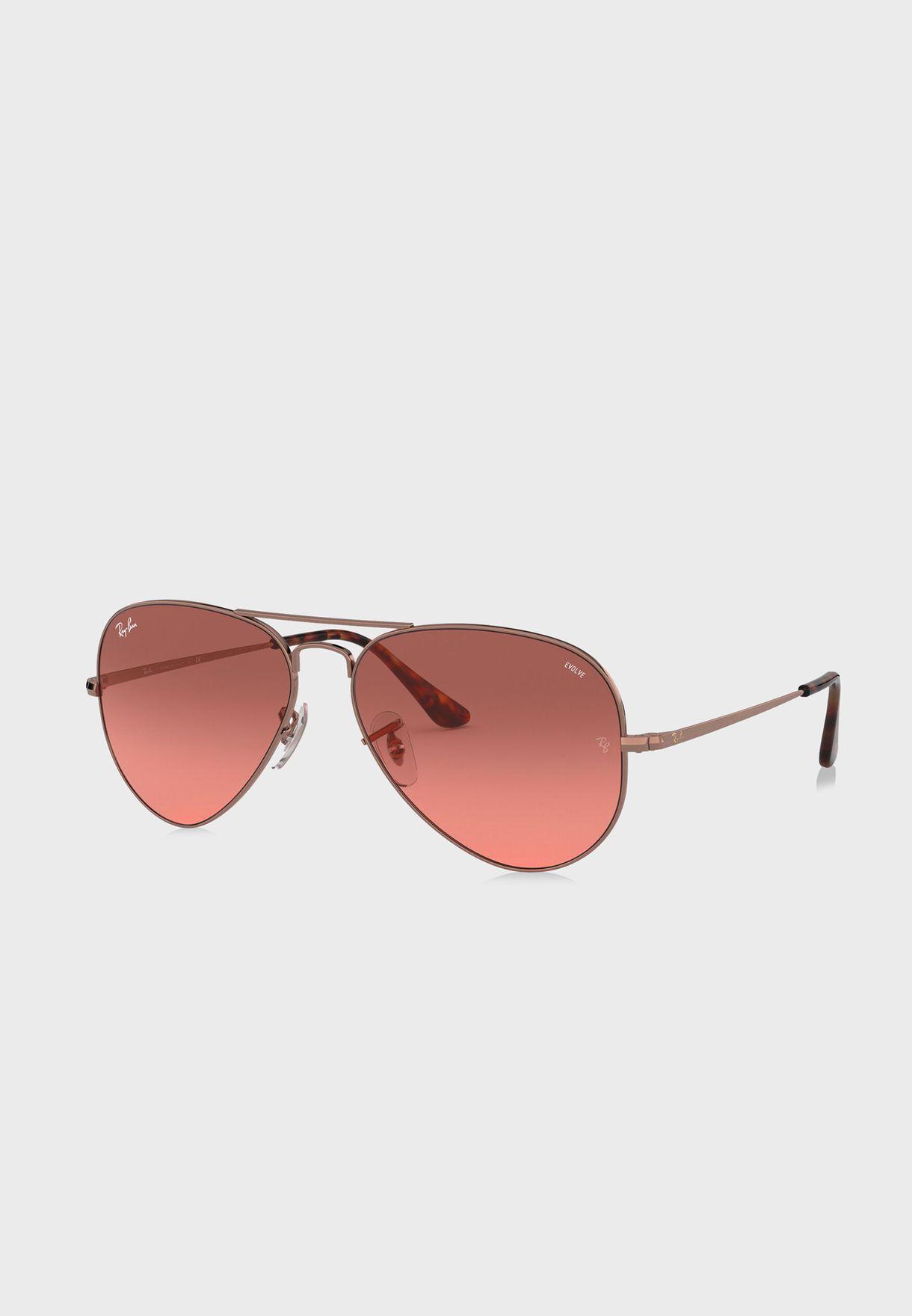 0RB3689 Aviator Sunglasses