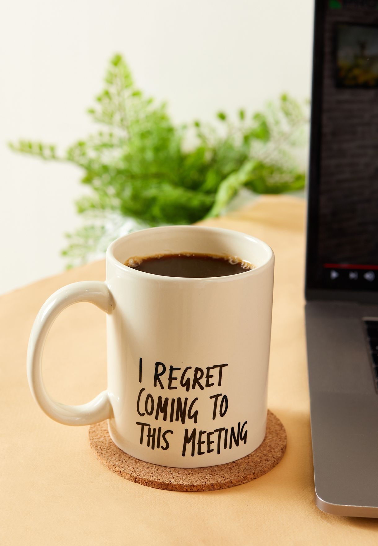 Regret Meeting Mug