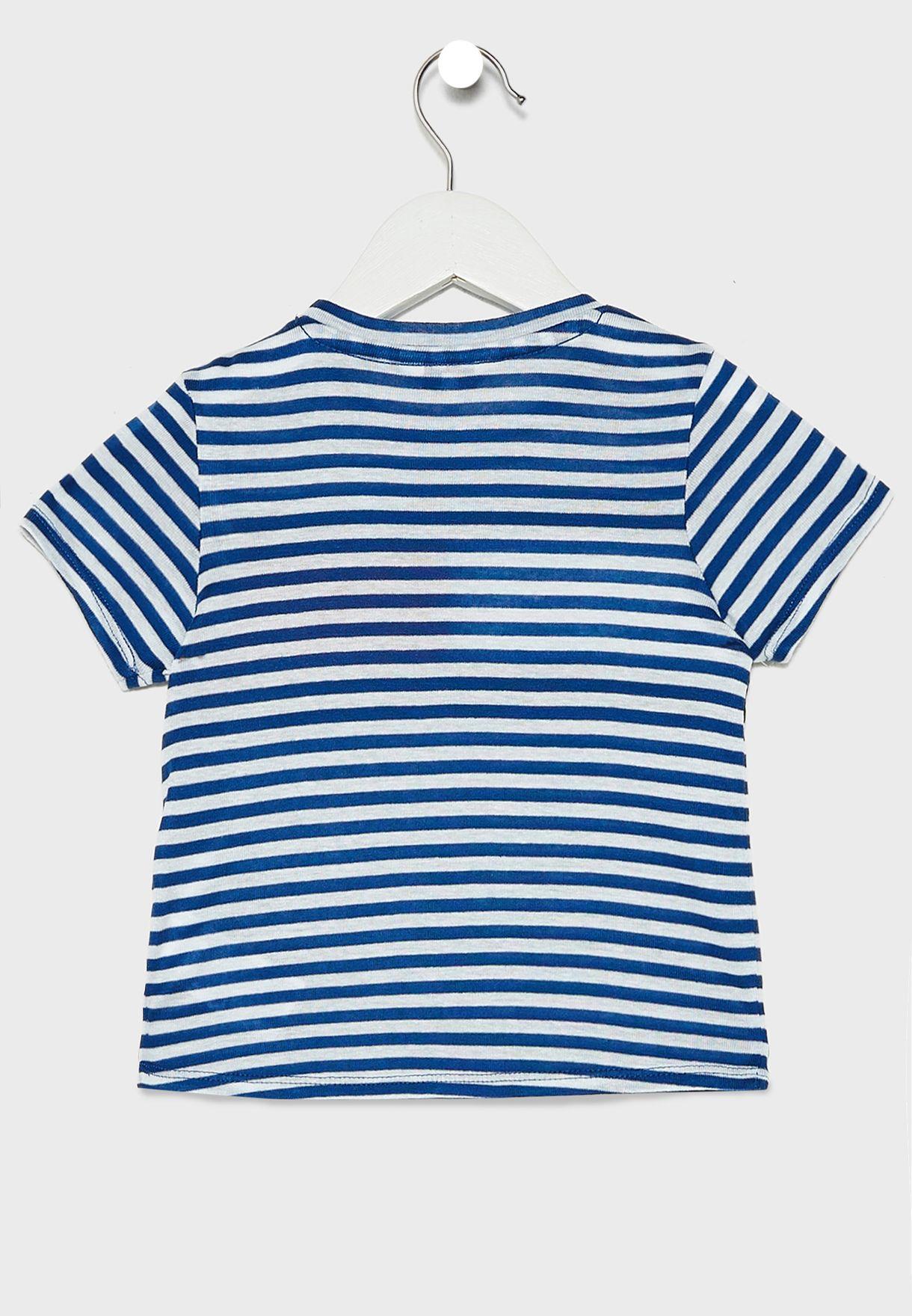 Kids Striped T-Shirt