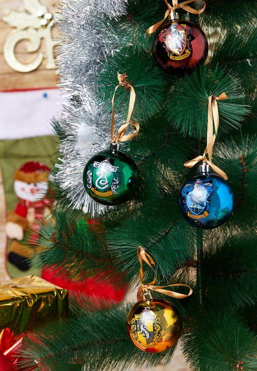 زينة شجرة الميلاد شكل هاري بوتر عدد 4