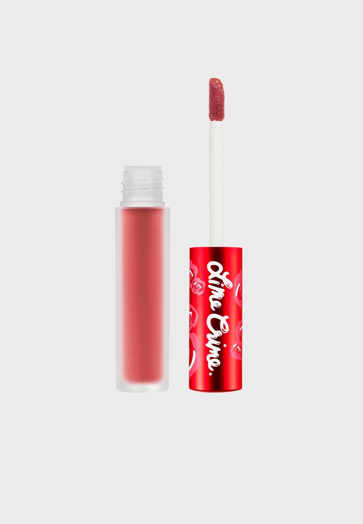 Velvetines  Lipstick -   Riot