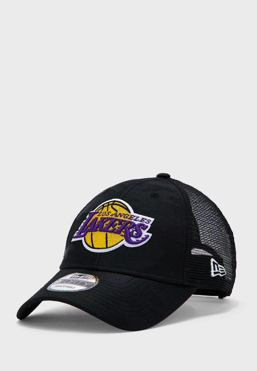 9Forty Los Angeles Lakers Seasonal League Cap