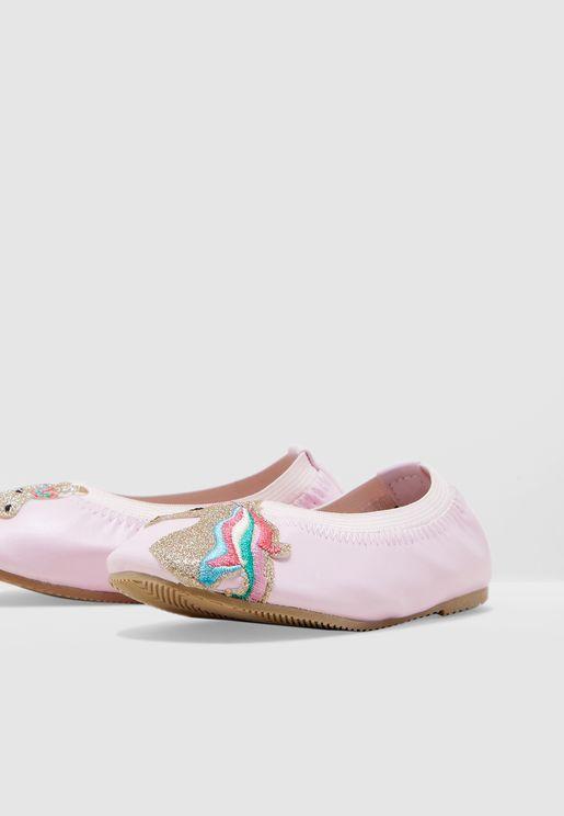 حذاء باليرينا مريح