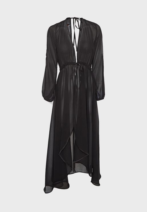 The Opulent Hanging Robe