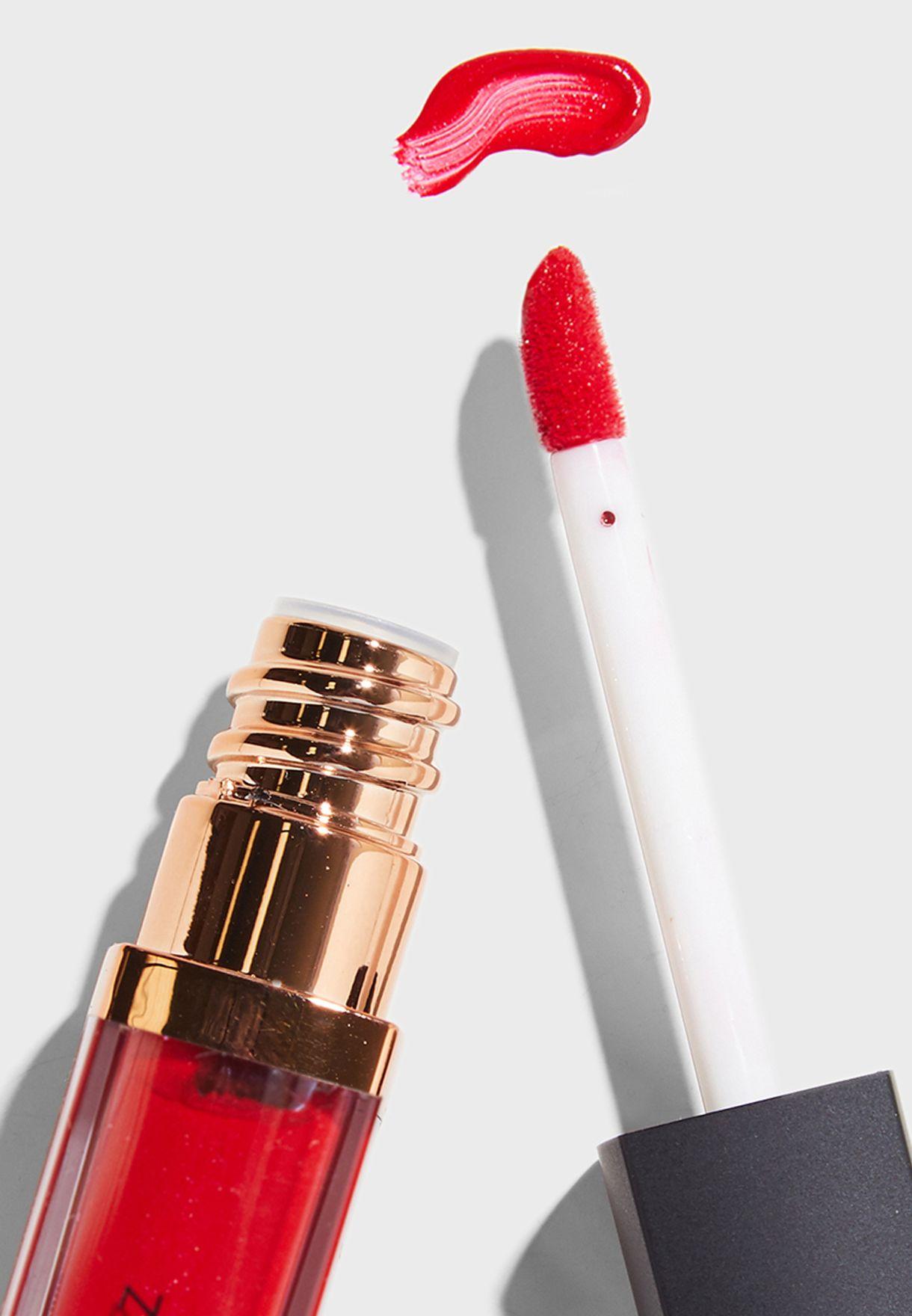 Jennifer Lopez Liquid Lipstick - Vamos