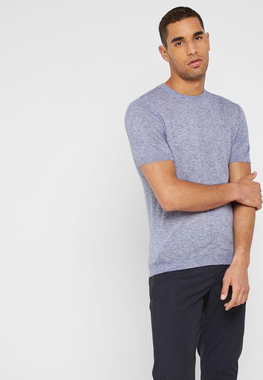 Andrew Crew Neck T-Shirt