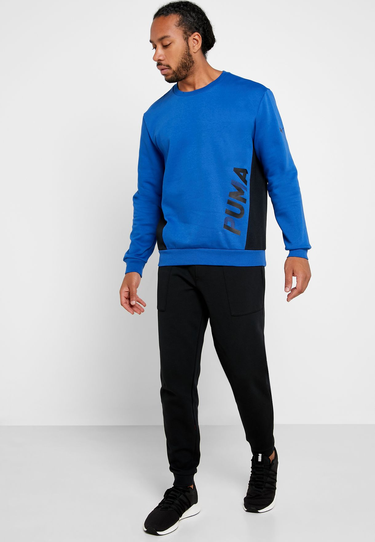 Modern Sports Sweatshirt