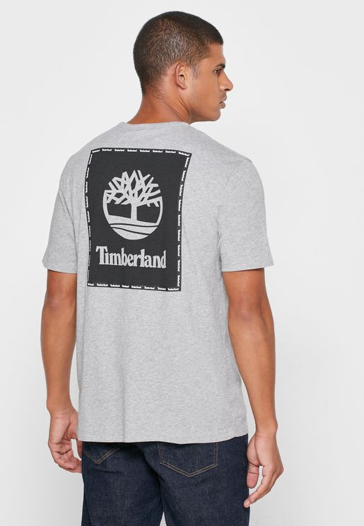 Box Tree Logo Graphic T-Shirt