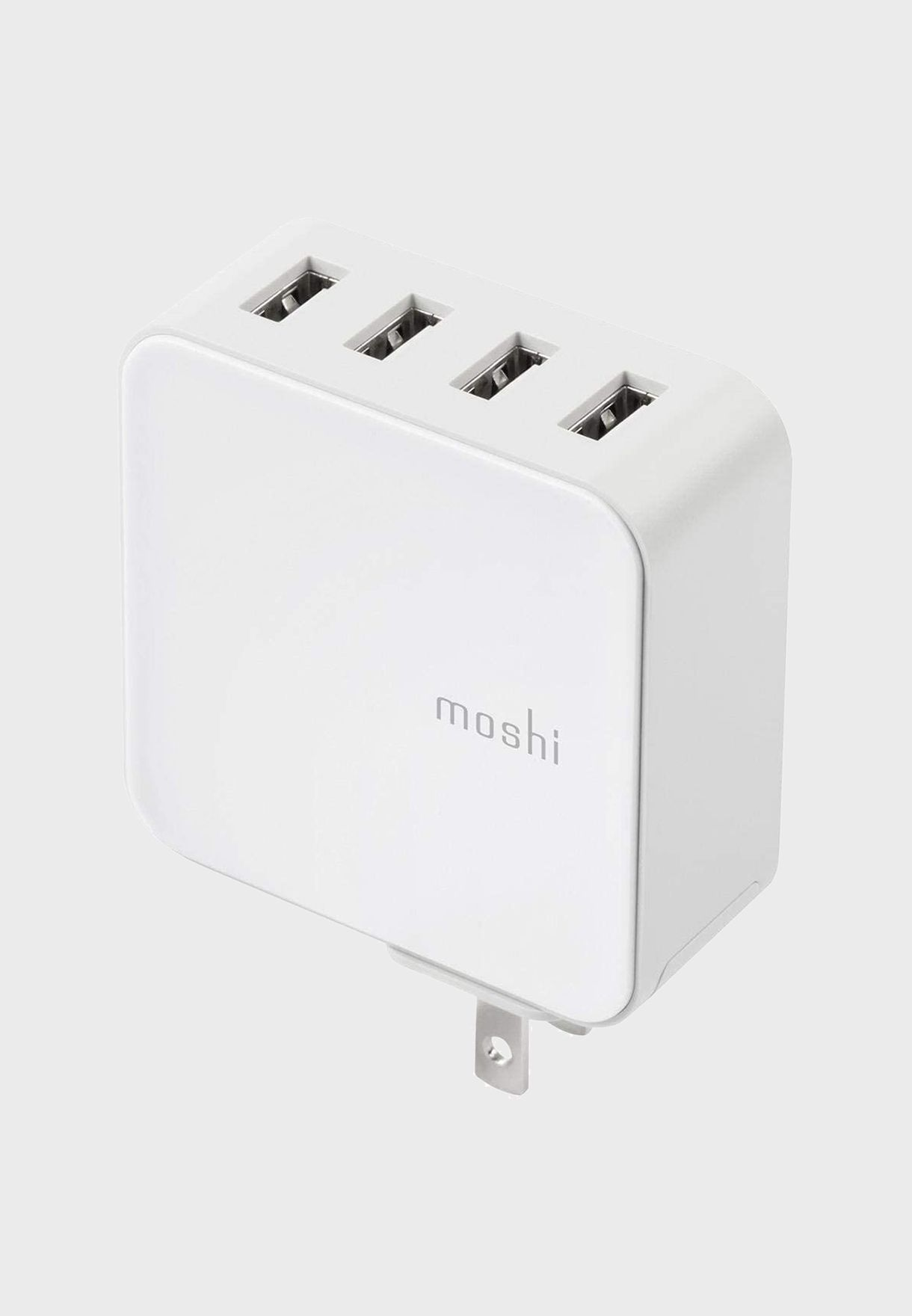 Moshi Progeo 4-Port Usb Wall Charger (35W) - EU &