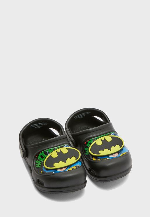 صندل بطبعة باتمان للاطفال