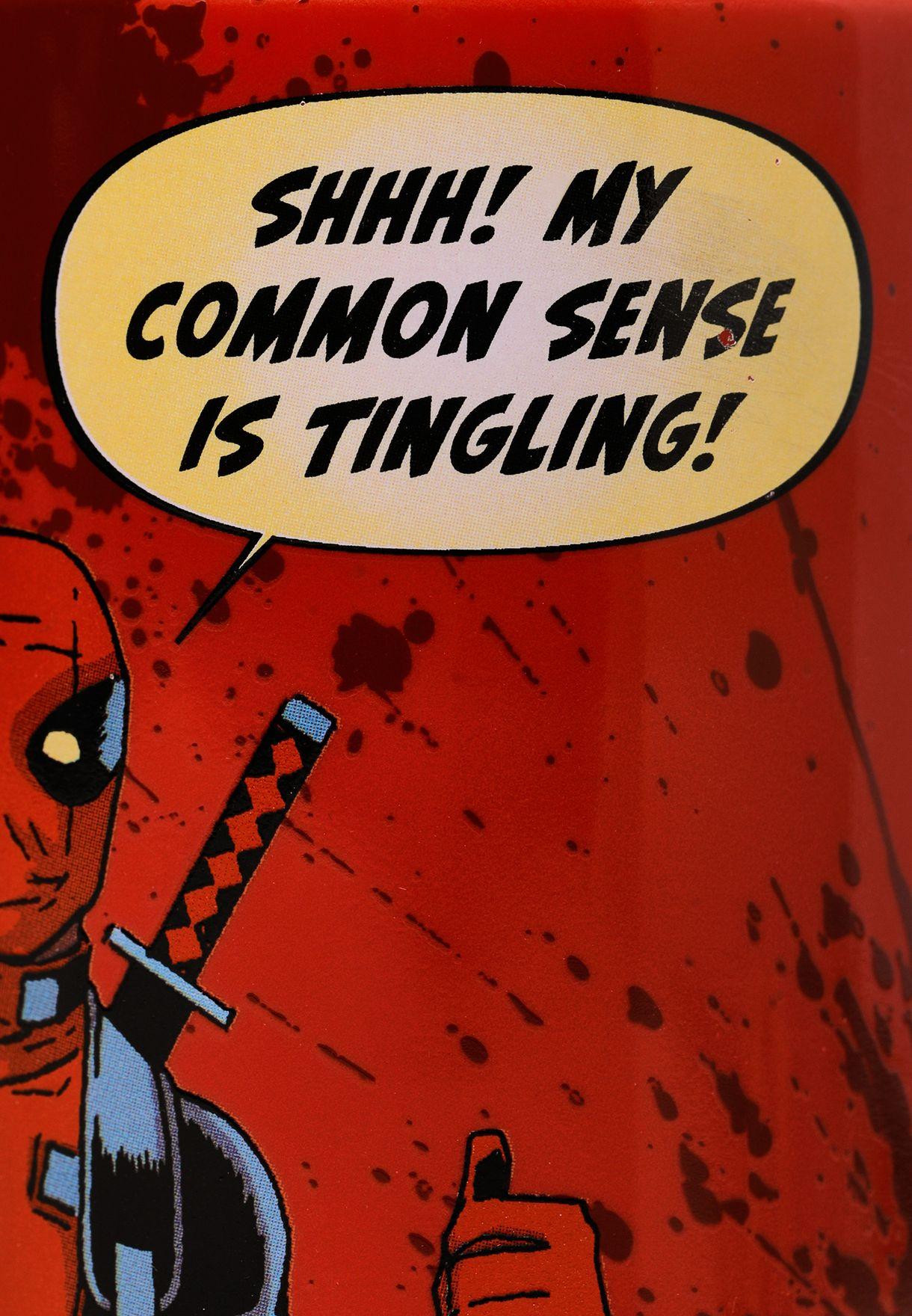 Marvel Deadpool Thermal Mug