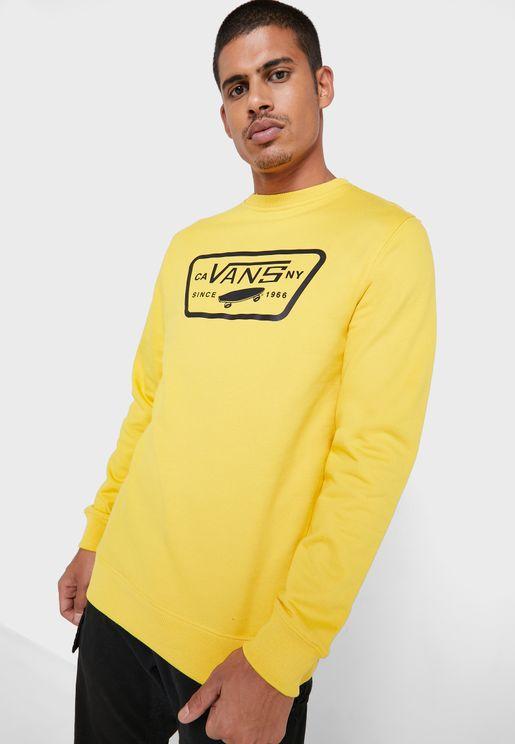 Full Patch II Sweatshirt