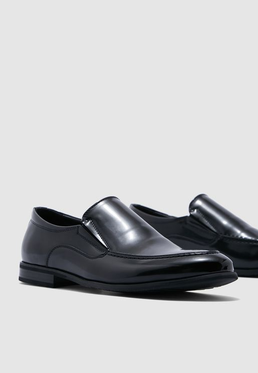 Classic Formal Slip Ons
